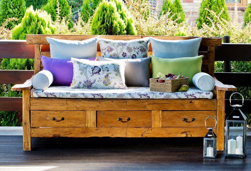 Servang – gemacht aus dem Holz von Schiffen, Möbeln und Kisten