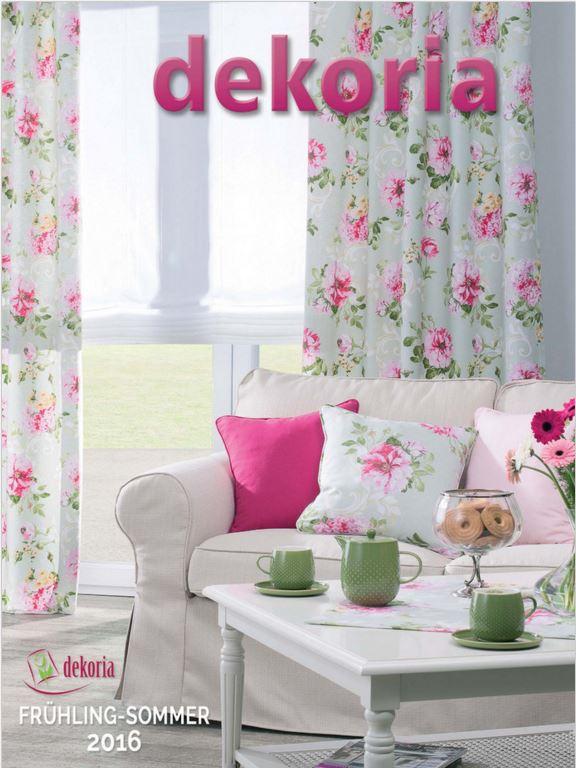 Frühling/ Sommer 2016 – der neue Katalog