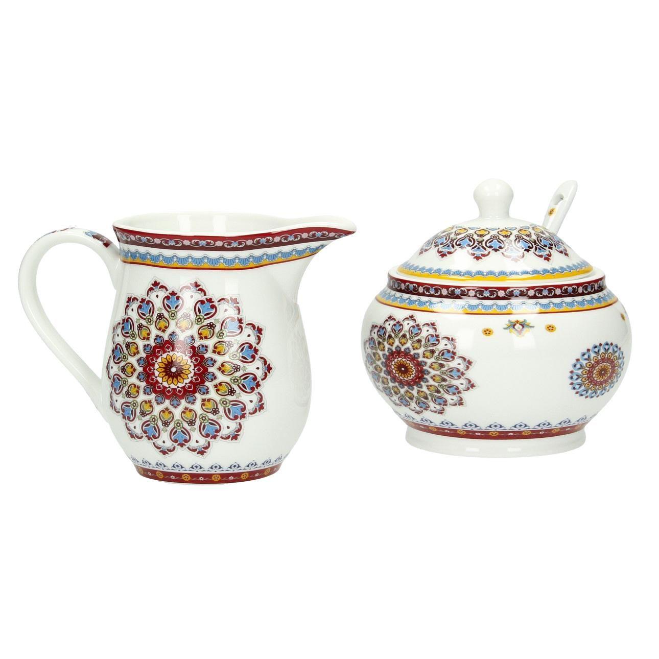 Geschichte und Merkmale der italienischen Keramik