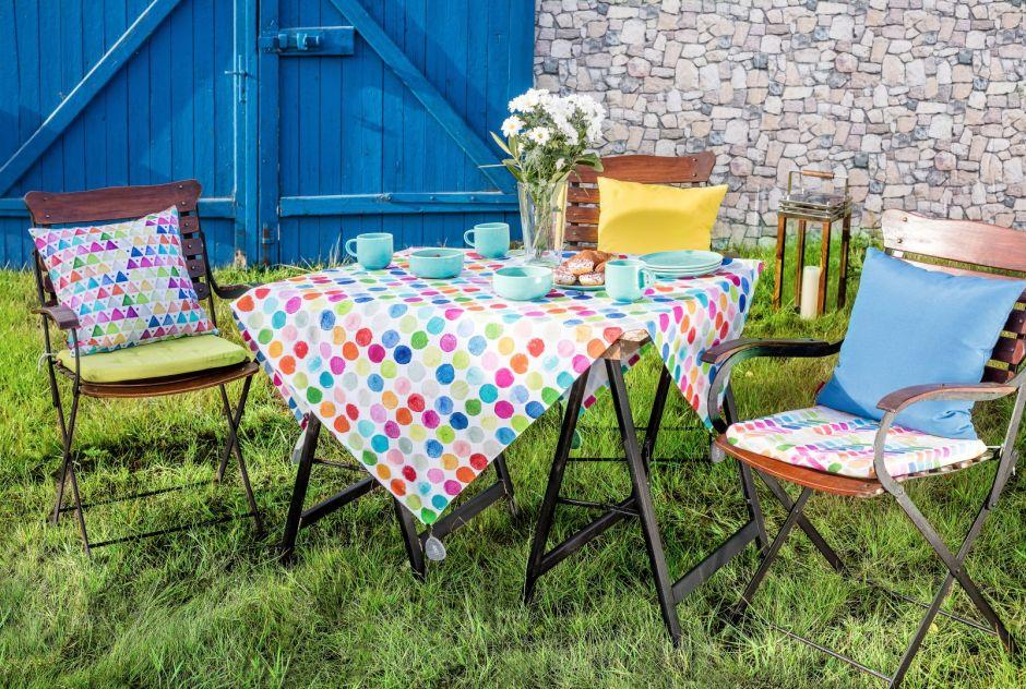 5 Deko-Tipps für ein Picknick im eigenen Garten