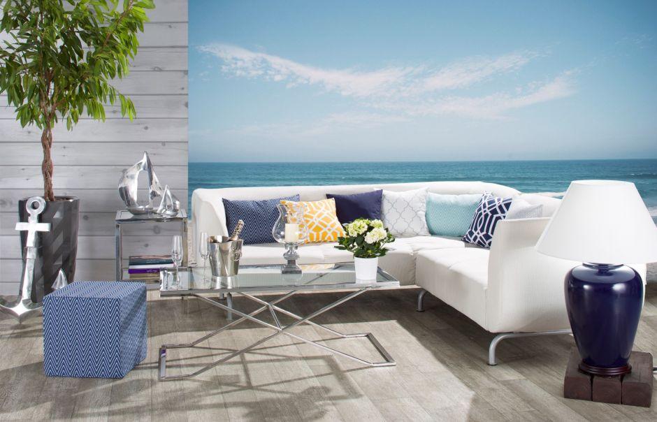 Sommeranfang – Innenraumgestaltung mit Farben