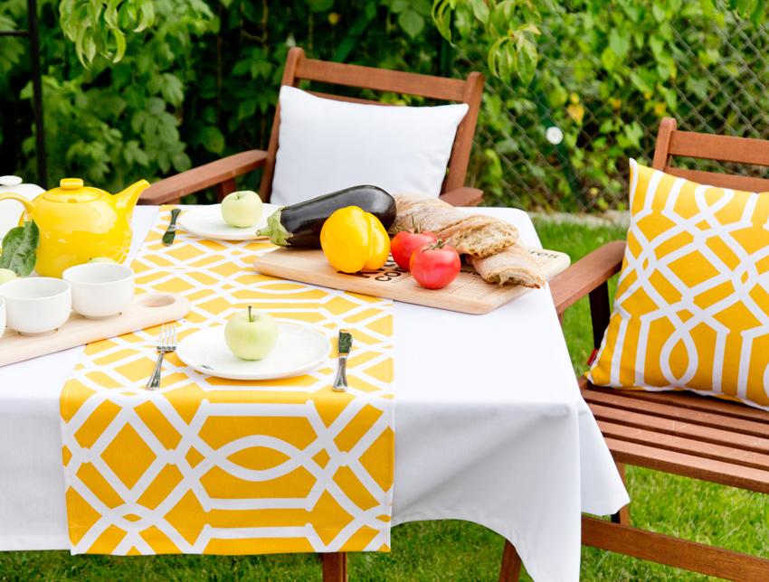 Gelb – Mit dieser Farbe holen Sie sich den Sommer ins Haus!