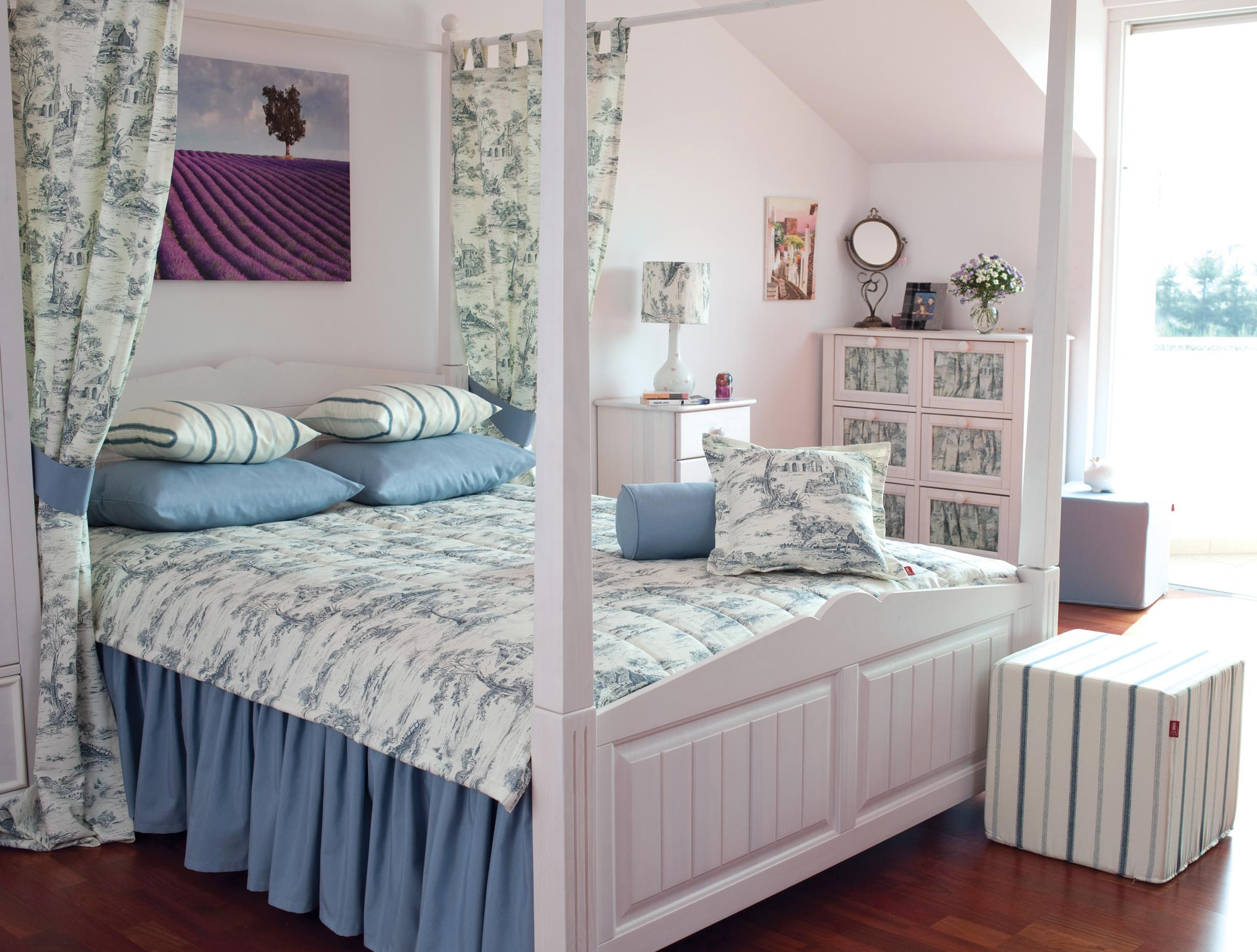 So verwandeln Sie Ihr Schlafzimmer in einen Wohlfühlort
