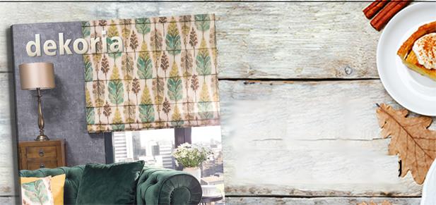 Herbst/Winter 2017 – Der neue Dekoria-Katalog ist da