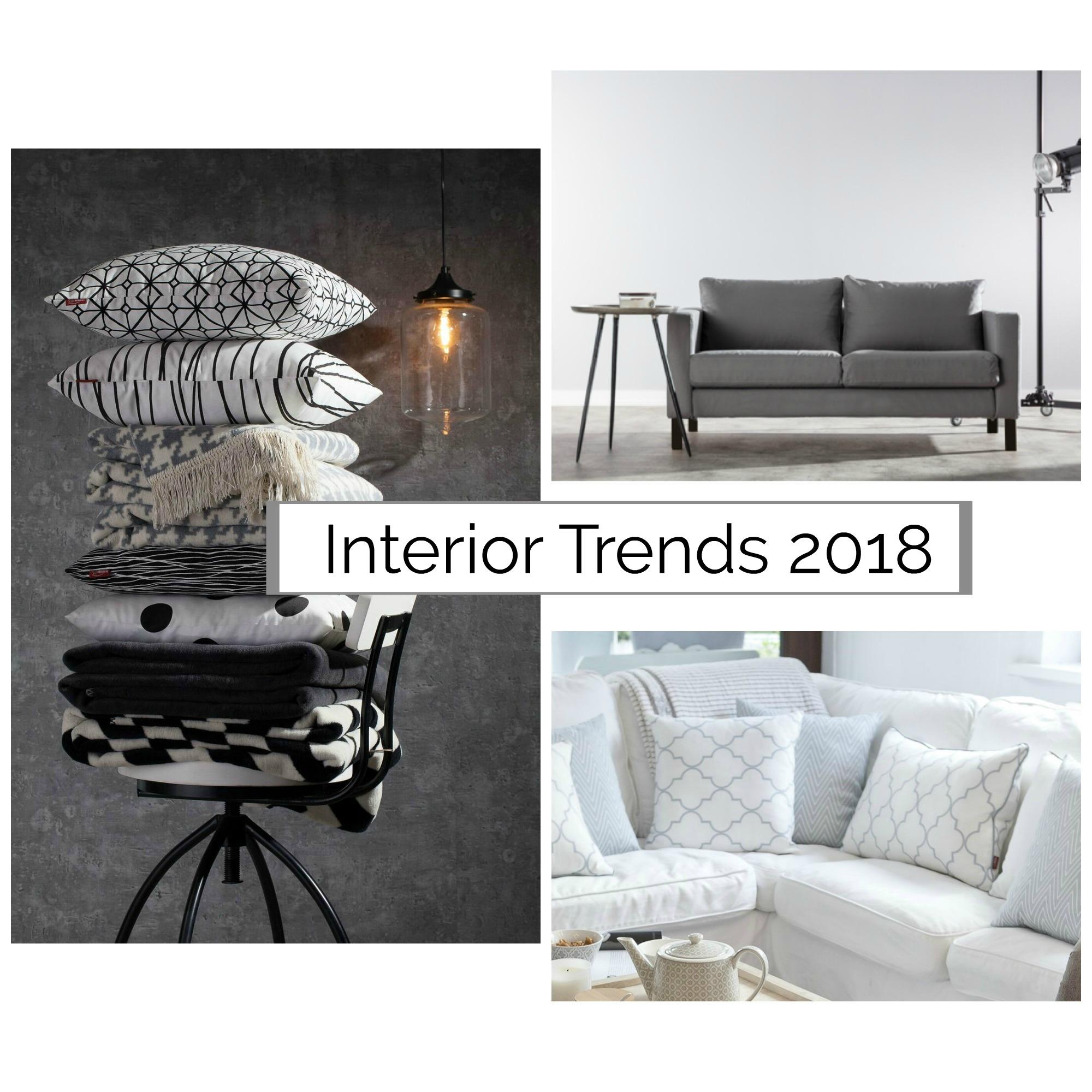 Diese Interior-Trends erwarten uns 2018