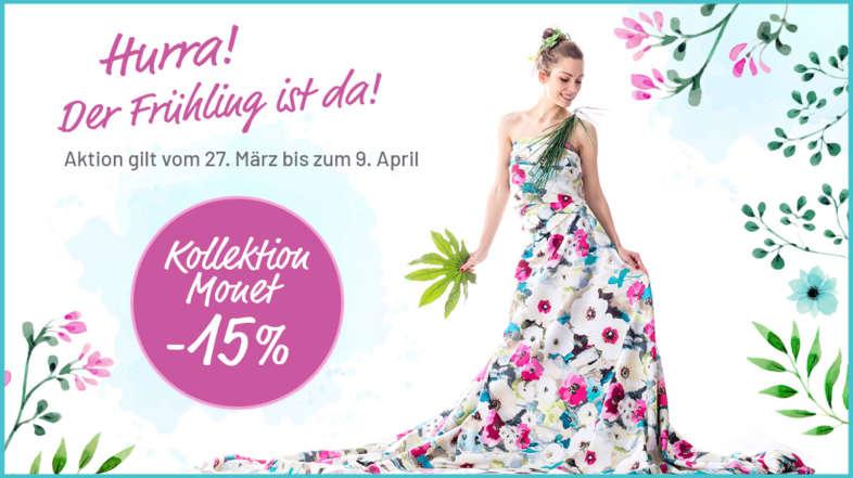 Hurra! Der Frühling ist da!