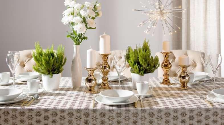 Es ist angerichtet: Tipps für die perfekte Festtagstafel