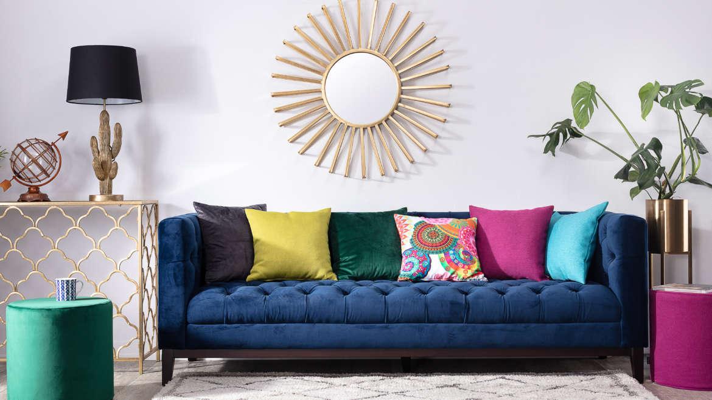 Von Rostrot bis Himmelblau: Die Wirkung von Farben in unseren Wohnräumen