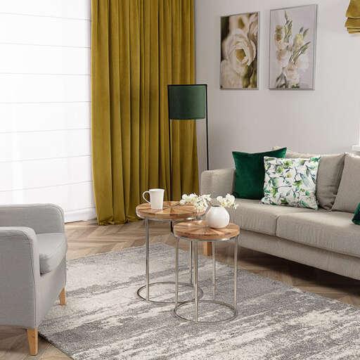 Mit Teppichen in neue Wohnwelten tauchen