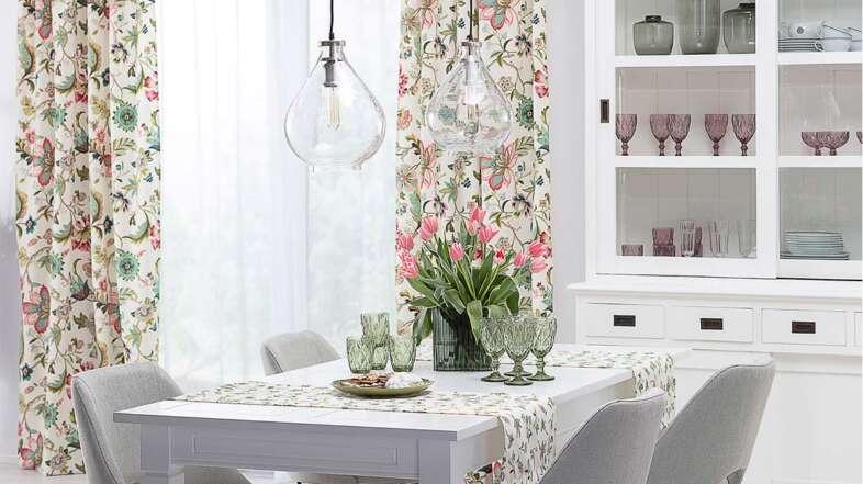 Eine Interior-Stylistin klärt auf: Was sollte bei Vorhängen und Gardinen beachtet werden
