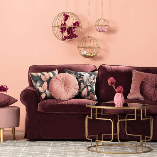 Neue Bezüge auf Ihr altes Ikea Sofa -20%